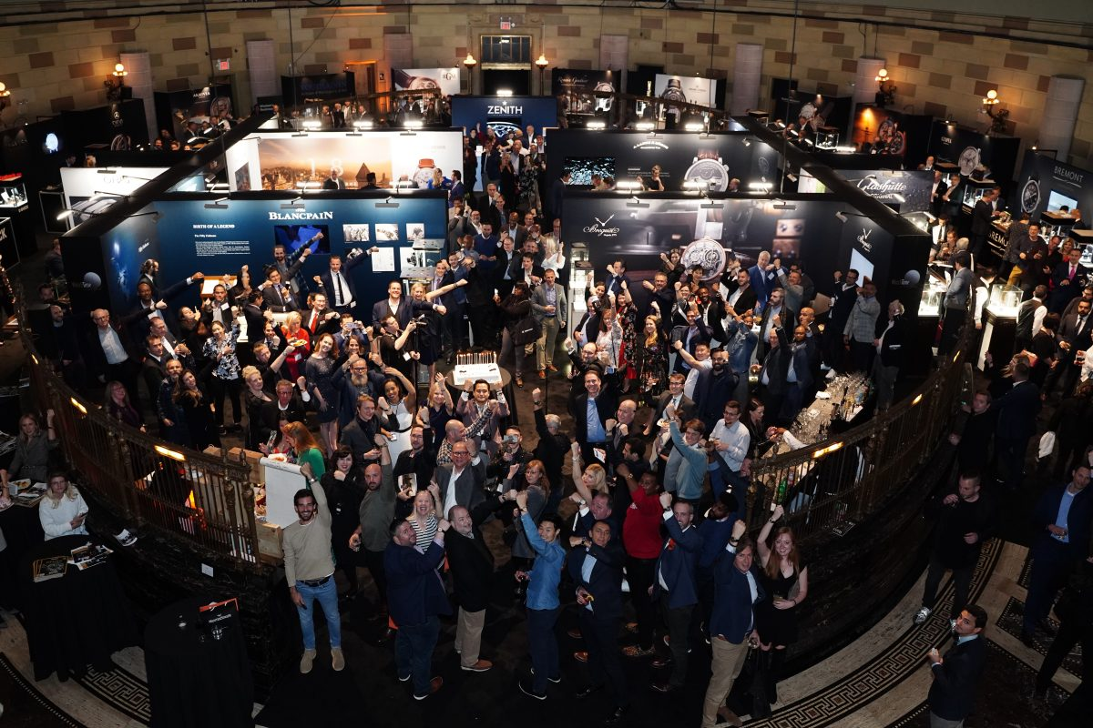 WatchTime New York Set for Sixth Edition of Show