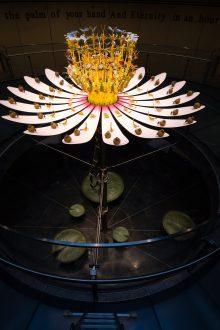 UK Artist Unveils 'Equinox' at Sustainability Pavilion in Dubai