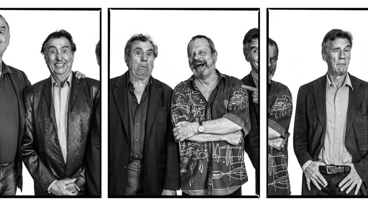 https://www.artsandcollections.com/wp-content/uploads/2021/09/John-Cleese-Eric-Idle-Terry-Jones-Michael-Palin-Terry-Gilliam-Triptych-by-Andy-Gotts-Portrait-Courtesy-of-Maddox-Gallery-1280x720.jpg