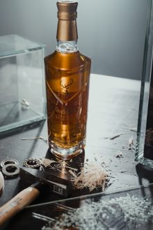 The Glenfiddich Glass Portraits That Are Breaking Boundaries