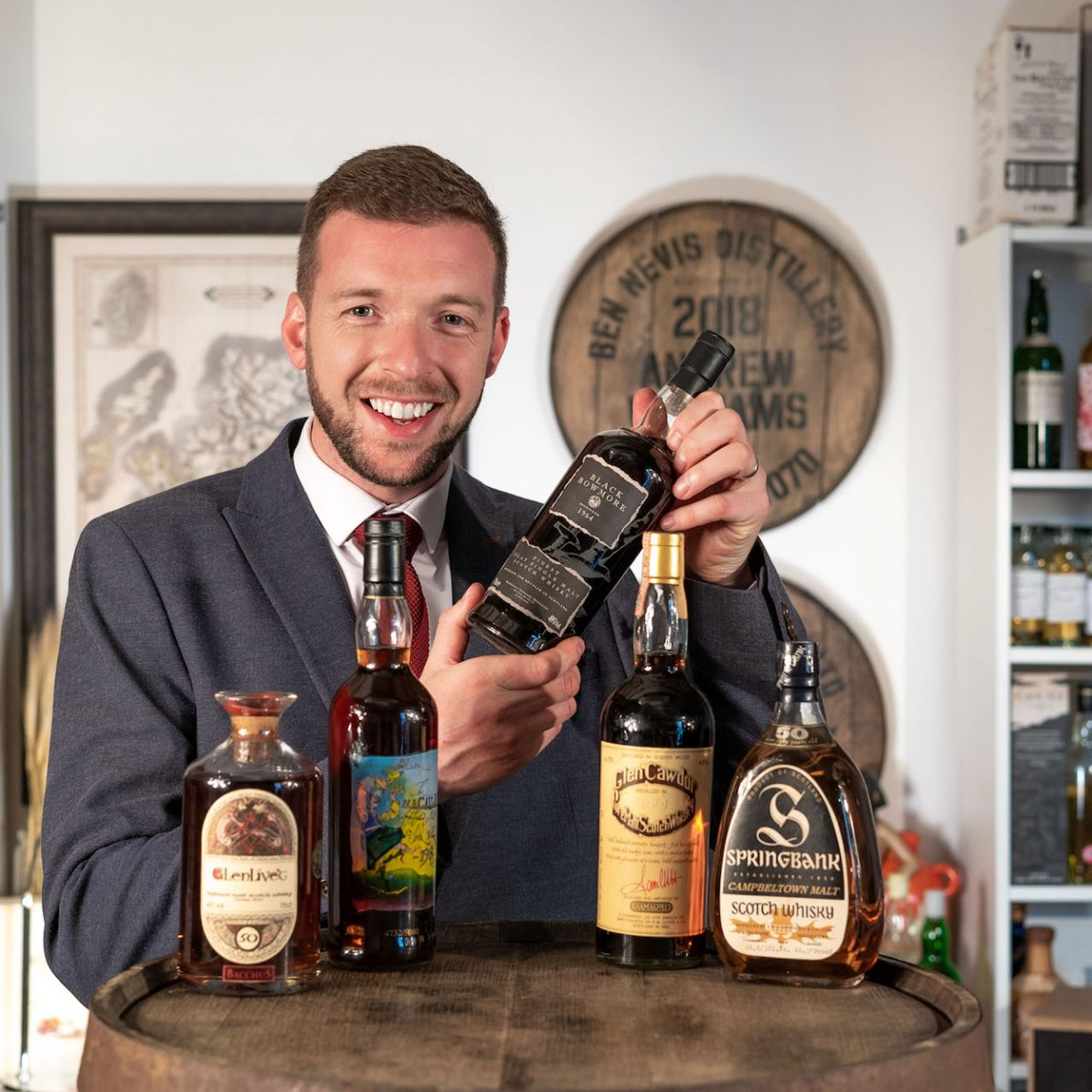The Comprehensive Guide To Investing in Whisky Bottles
