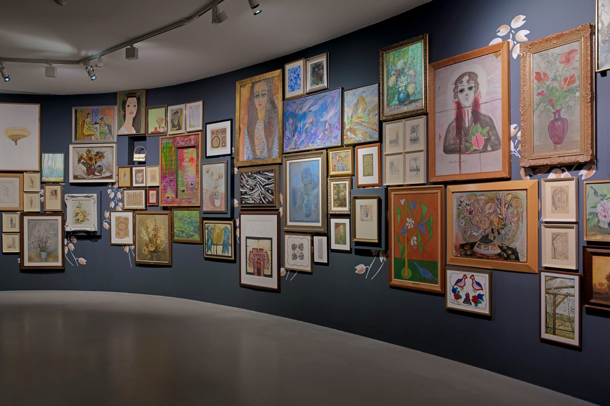 """Istanbul's Meşher Presents """"I-You-They: A Century of Artist Women"""""""