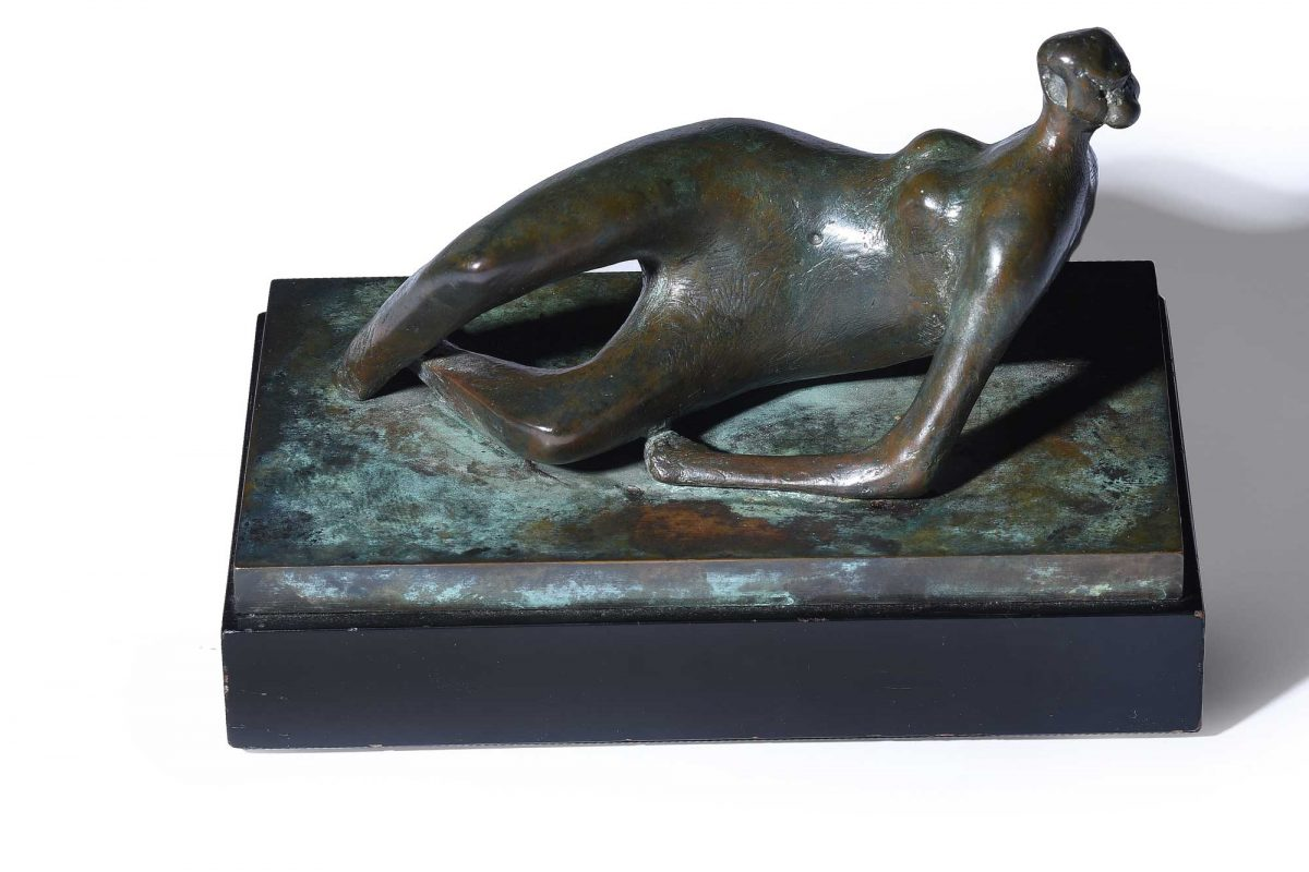 Henry Moore and Churchill in Dreweatts Contemporary Art Auction