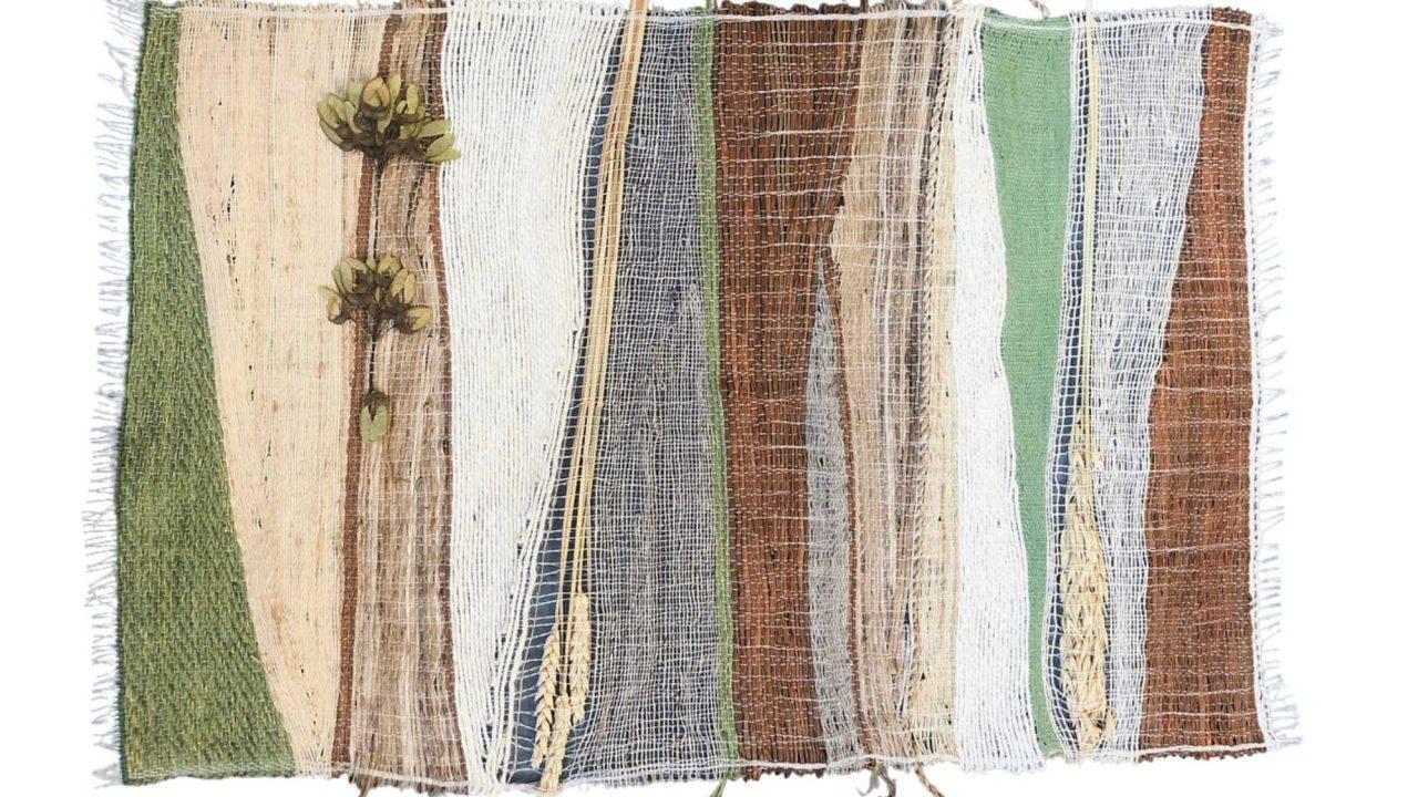 https://www.artsandcollections.com/wp-content/uploads/2021/10/Rachna-Garodia-Richmond-Park-58cm-x-80cm-Framed-Handwoven-with-nettle-cottonjute-linen-raffia-and-wheat-and-maple-keys-£1800-1280x720.jpg